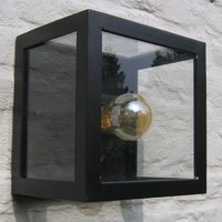 Hangende vierkante buitenlamp